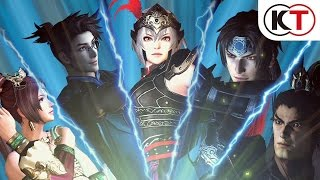 DYNASTY WARRIORS: GODSEEKERS - GAMEPLAY TRAILER