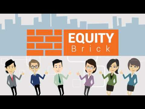 Real Estate Crowdfunding with Equity Brick