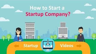 How to start a Startup Company? Animated Explainer Video by Toon Explainers