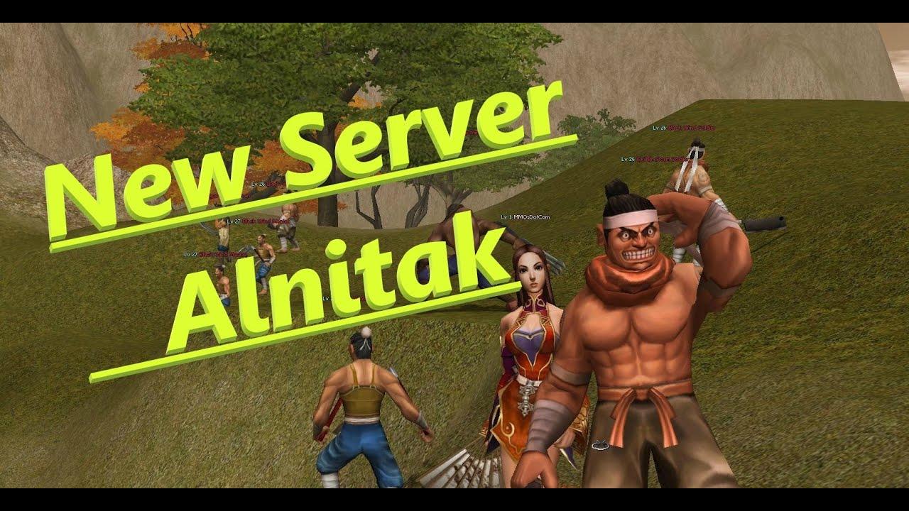 New Metin2 Server - Alnitak - Temporary server - Battle Royale Gameplay