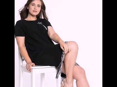 Нарядная женская одежда больших размеров 2020