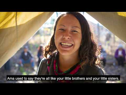 Dene Laws (English Subtitles)- Dehcho First Nations