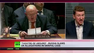 Russian ambassador to UN:
