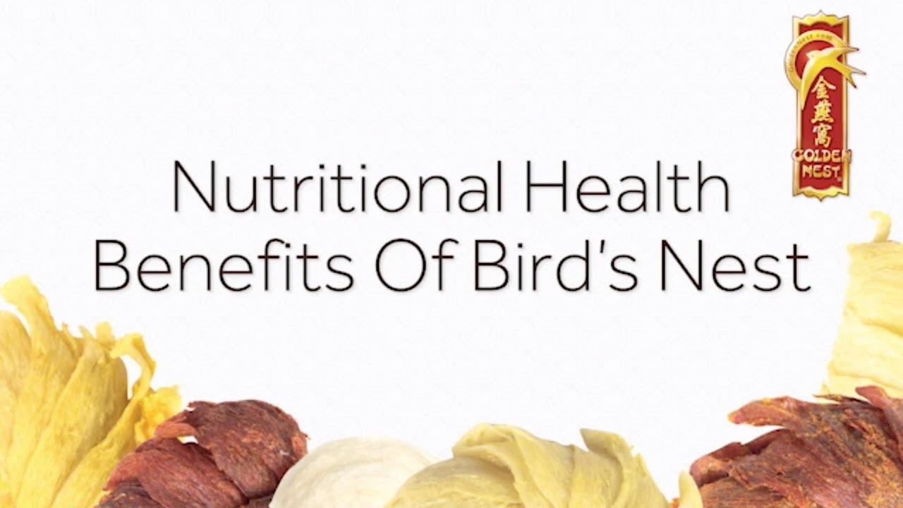 Bird's Nest Nutrition Facts: A Variety