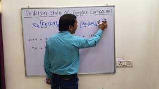 Coordination Compound for JEE