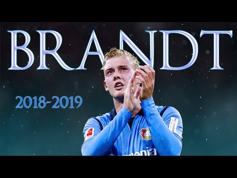 Julian Brandt 2018 2019/German Magician