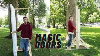 TELEPORTING MAGIC DOORS!