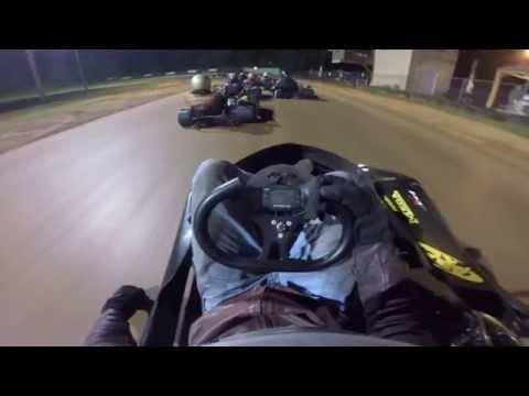 Box stock heavy Dawgwood Speedway 7/26/2014