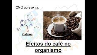 Efeitos do café no organismo