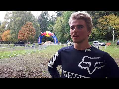 MountainBikeNI Chat to Kelan Grant, Red Bull Foxhunt Champion 2017
