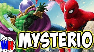 MYSTERIO is the MCU Spider-man 2 VILLAIN CONFIRMED!