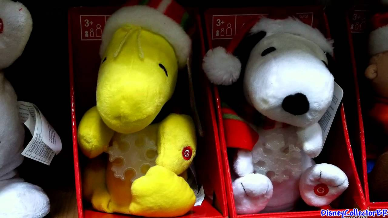 Snoopy Dancing Singing Plush Toy Christmas 2011 Youtube