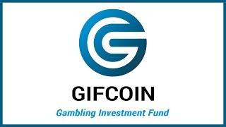 ICO GIFcoin. Действующий сайт азартных игр расширяет своё влияние!