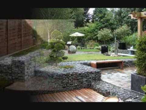 gabion1 wall design ideas youtube