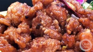 Choy's Chinese Restaurant - Orange Chicken