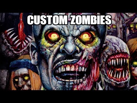 Black Ops 3 Zombie Mode Custom Zombies Deutsch - Epic Zombie Map The 115 Caves