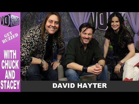 David Hayter PT1 - Writer Of X-Men & Watchmen & Voice Of Solid Snake Metal Gear | Interview, Acting