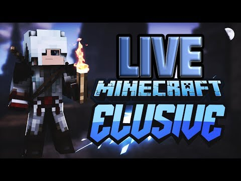 Hypixel YouTubers Survival Series  | ELUSIVE SMP | Minecraft 1.13