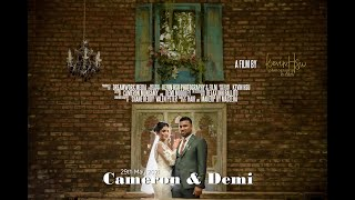 Cameron + Demi   29.05.2021   Durban Christian Wedding   Relax Inn, Ballito