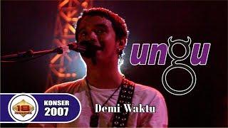 "LIHAT..!! ONCI "" UNGU "" HAMPIR NANGIS BAWA LAGU INI ... (LIVE KONSER MADIUN 27 MARET 2007)"