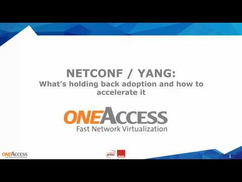 Is NETCONF Ready for Prime Time?
