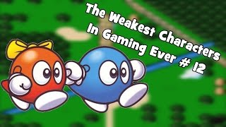 The Weakest Characters In Gaming Ever # 12