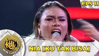 Download lagu Juri Takjub liat Penampilan Nia [KU TAK BISA] - Kontes KDI Eps 11 (30/9)