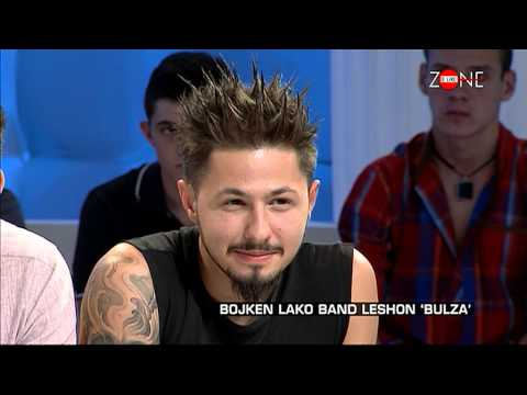 Zone e lire - Bojken Lako Band leshon 'Bulza'! (12 shtator 2014)
