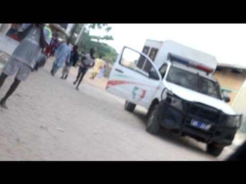 L'Imam échappe au lynchage des mourides à Pikine Daarou Khoudoss!!