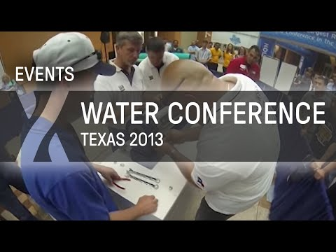 """seepex at the 2013 Texas Water Conference: """"SCT"""" Operator's Challenge Exhibition"""