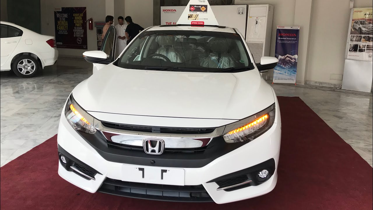 New Honda Civic 2019 Face Lift In Pakistan Startup Review