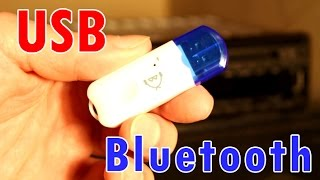 Bluetooth USB dongle / Odbiornik bluetooth USB