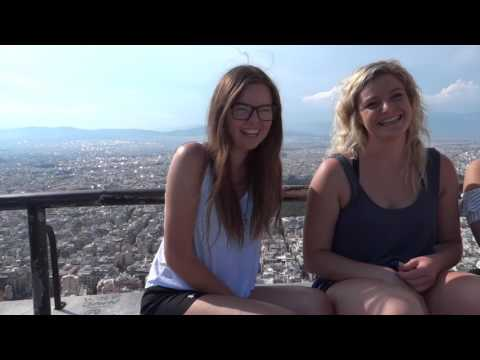 STUDY ABROAD 2017 ATHENS, GREECE