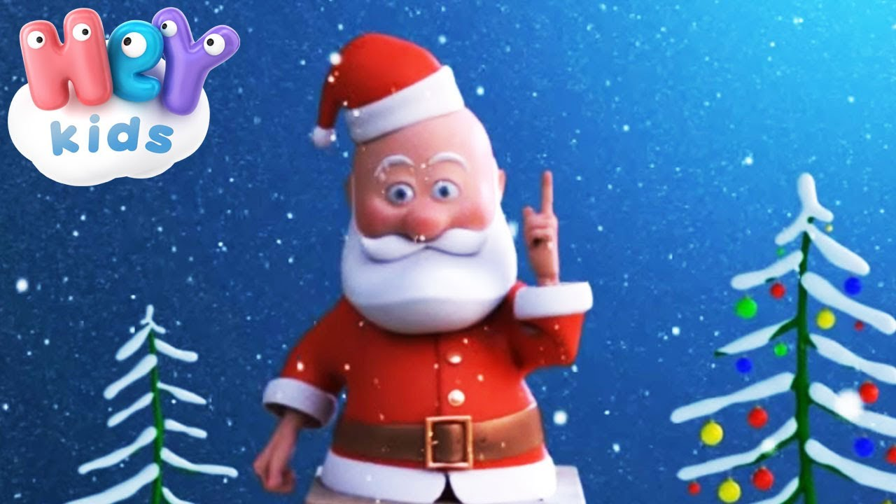 Immagini Natale Che Si Muovono.Babbo Natale Canzoni Per Bimbi It
