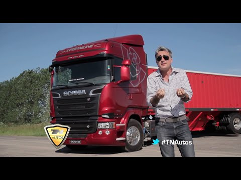 TN Autos Programa 64 | Test Drive Scania R580