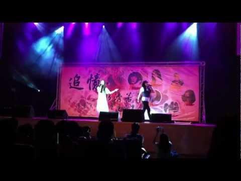 Kimberley Chen feat.戴愛玲- 星際旅行 @NTHU anniversary 27 April 2012