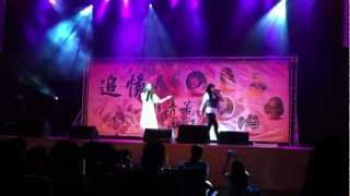 Kimberley Chen feat.戴愛玲- 星際旅行 @NTHU anniversary 27 April 2012