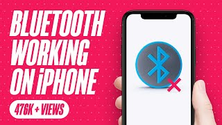 Bluetooth Not Working in iOS 10 on iPhone/iPad? Tips to Fix It