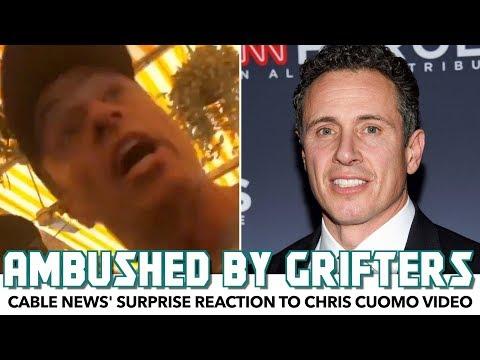 Chris Cuomo Ambushed In Public, Cable News Has Surprise Reaction