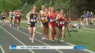 2016 D3 Track and Field Nationals - 10,000M Final