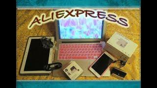 Зарядные устройства с AliExpress / Зарядка для планшетника Samsung,ноутбука MacBook и iPhone.(, 2017-11-10T06:30:01.000Z)