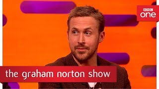 Ryan Gosling, Cellophane Salesman - The Graham Norton Show: 2017 - BBC One