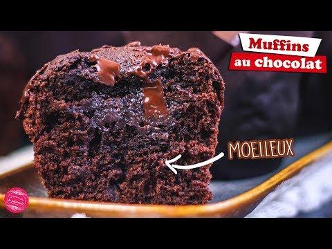 🍫-muffins-au-chocolat-hyper-moelleux-!-🍫