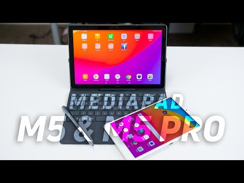 Huawei MediaPad M5 and M5 Pro Review
