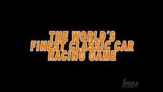 GT Legends PC Games Trailer - Trailer