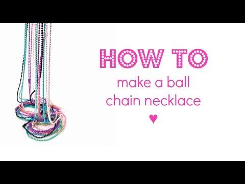 Ball Chain Tutorial
