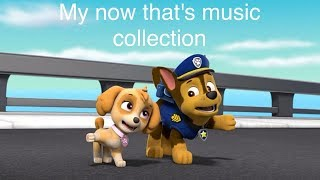 My now that's music collection(2019 update)