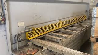 HACO HSLX 3013 (2001) Shearing Machine