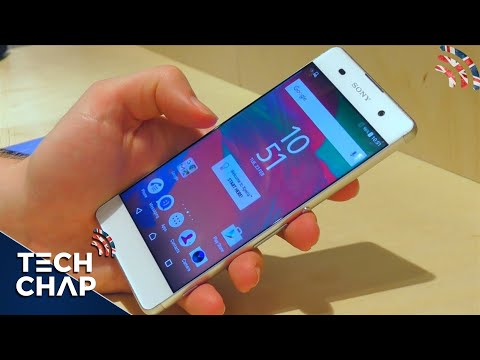 Thumbnail: Sony Xperia XA Hands-On Review