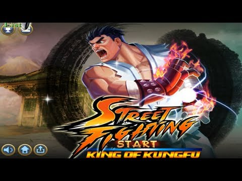 King Of Kungfu: Street Fighting Android Gameplay ᴴᴰ